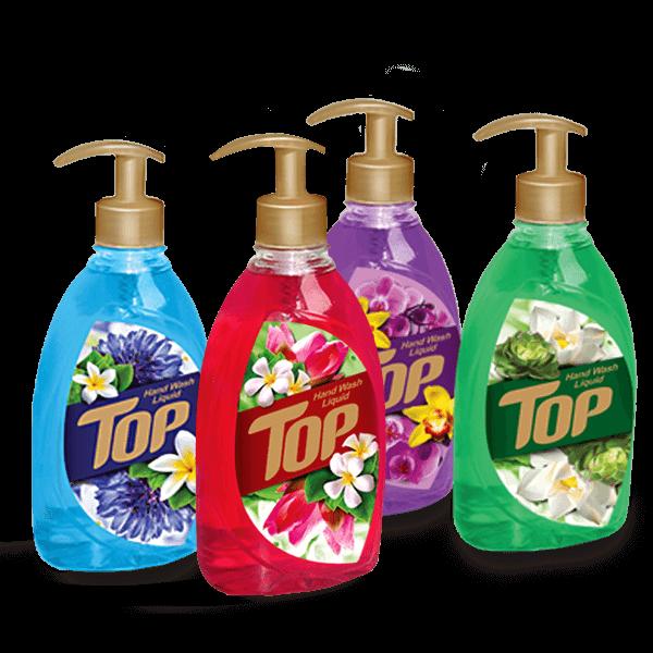 مایع دستشویی تاپ