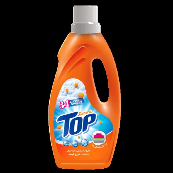 مایع لباسشویی جنرال تاپ